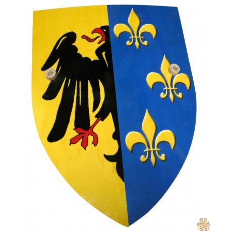 Bouclier charlemagne